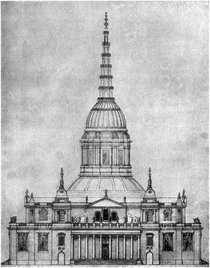 Architectural Drawings Famous Buildings The Project Gutenberg EBook Of