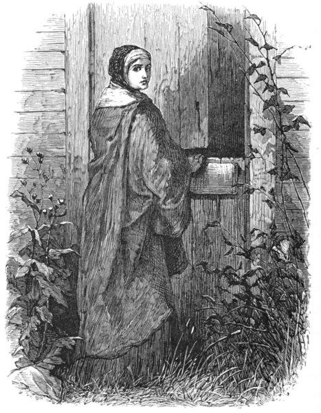 The Prison Door Scarlet Letter
