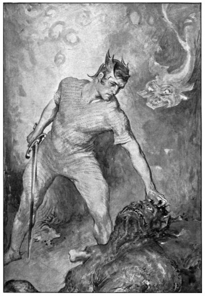 The Project Gutenberg eBook of Hero-Myths and Legends of the