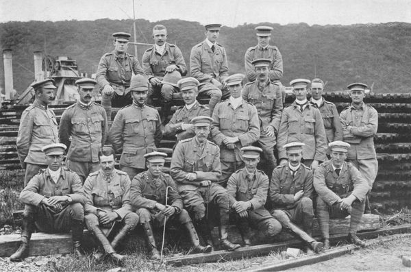 b9a950dd34f4c Dublin Fusiliers in South Africa | Royal Dublin Fusiliers