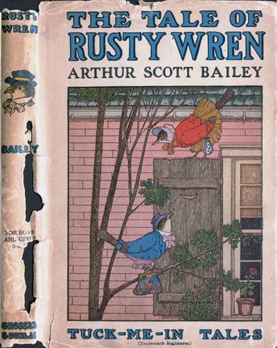 The project gutenberg ebook of the tale of rusty wren by arthur cover fandeluxe Gallery
