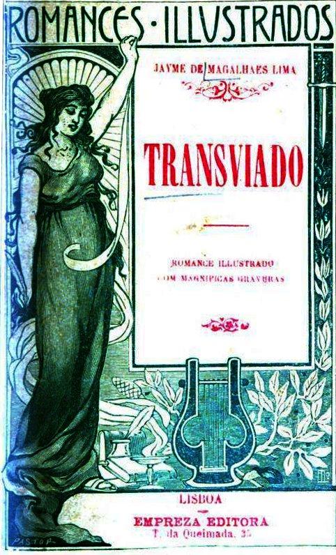 Transviado por jaime de magalhes lima capa do livro fandeluxe Images
