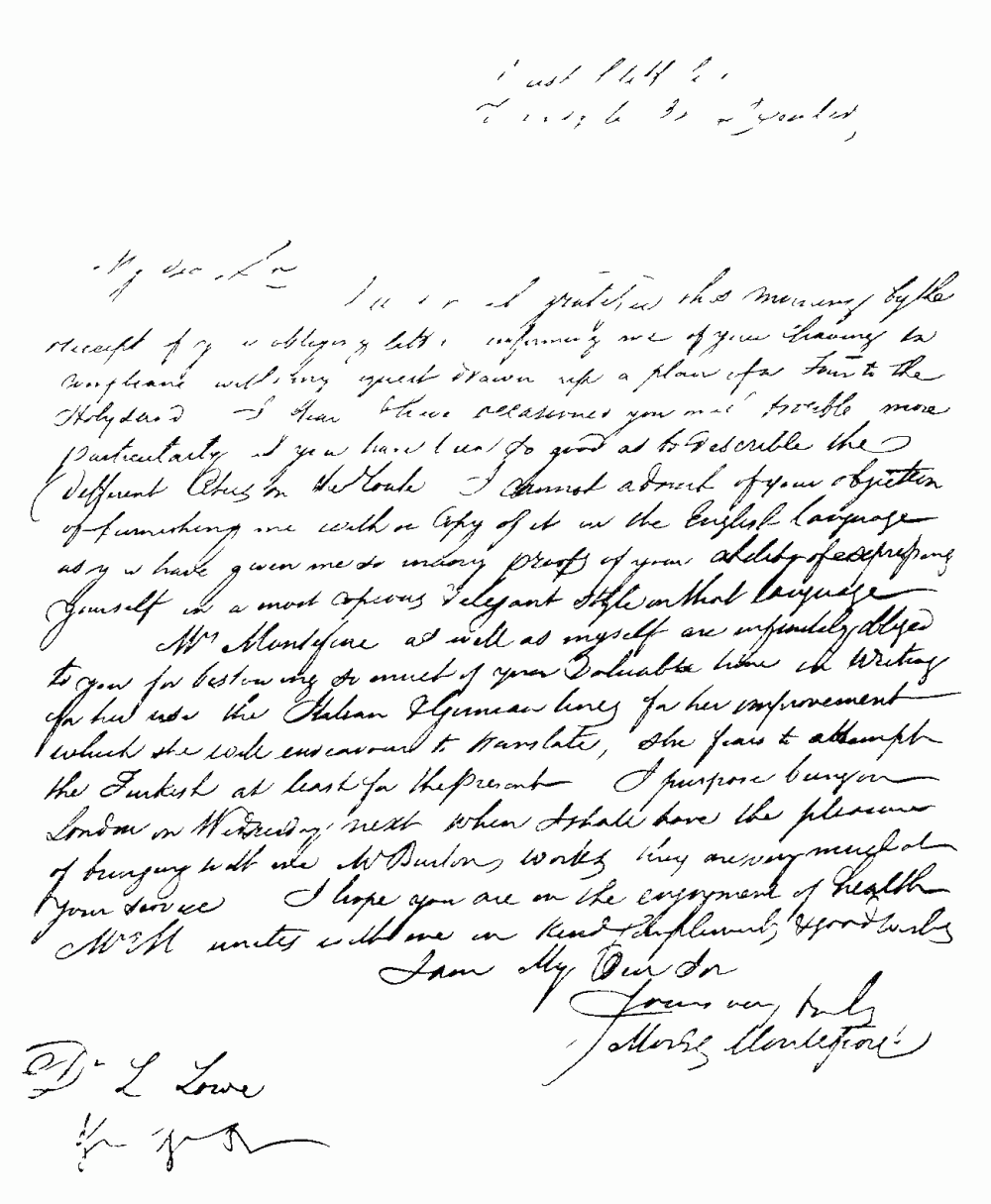 the project gutenberg ebook of diaries of sir moses and lady Law Resume hand written letter
