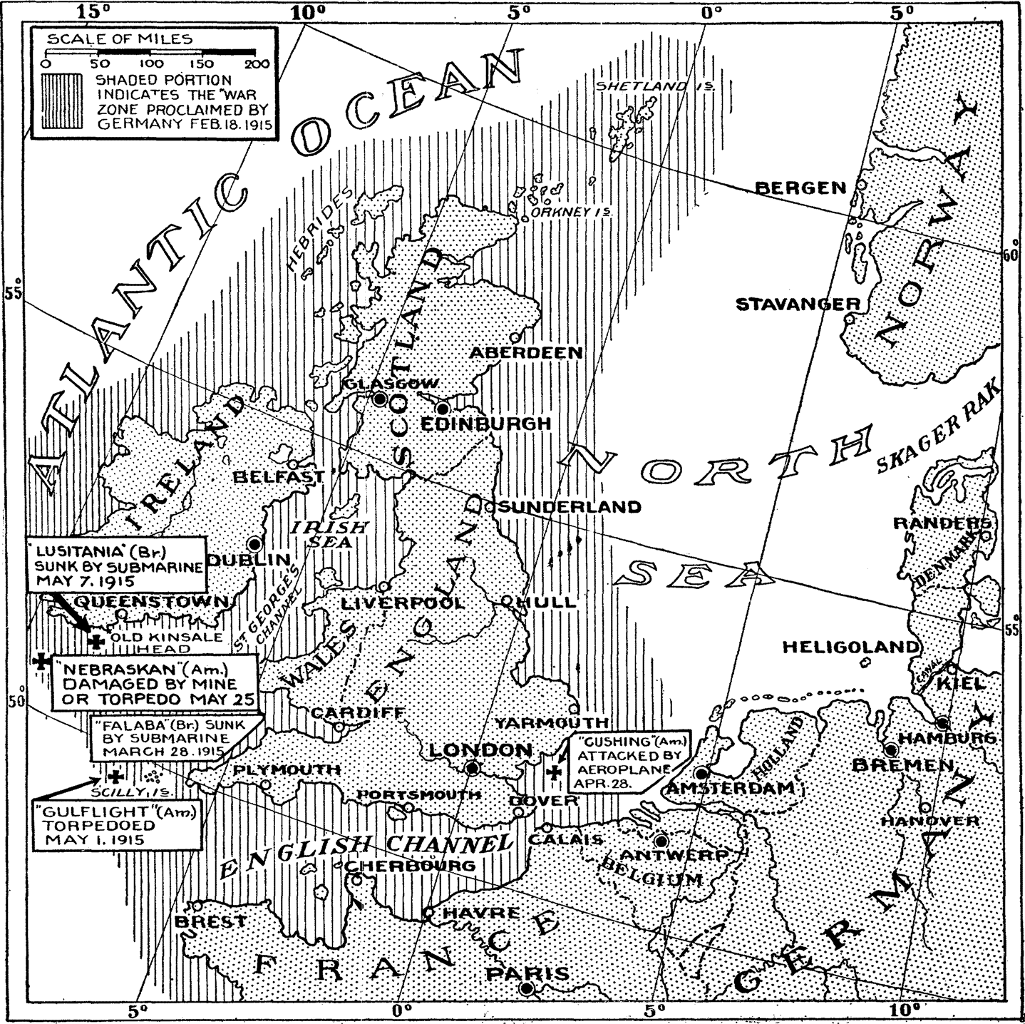 The Project Gutenberg Ebook Of New York Times Current History Four Move Checkmate Diagram Map Indicating