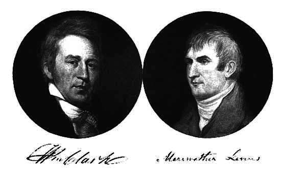 The project gutenberg ebook of lewis and clark by william rheem lighton william clark and meriwether lewis fandeluxe Choice Image