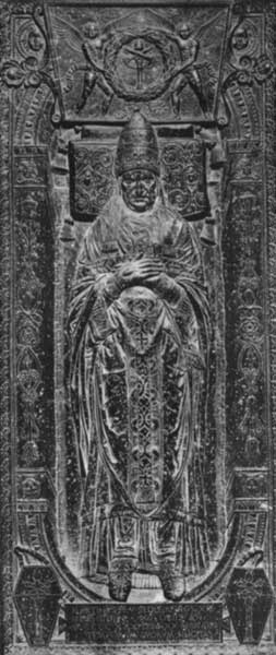 TOMB OF POPE MARTIN