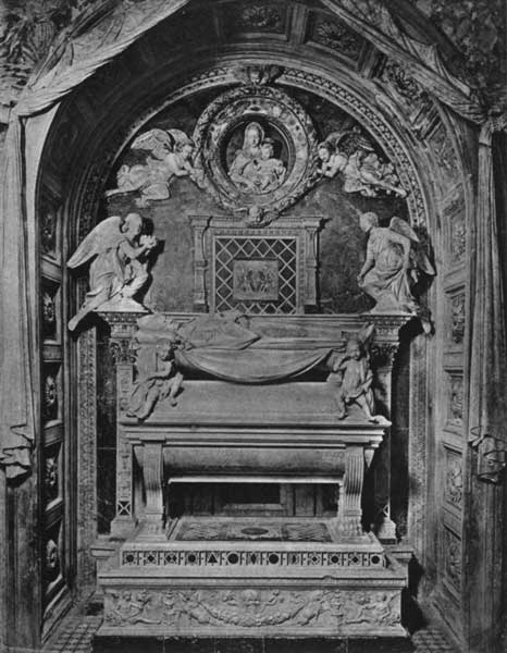TOMB OF CARDINAL JACOPO OF PORTUGAL