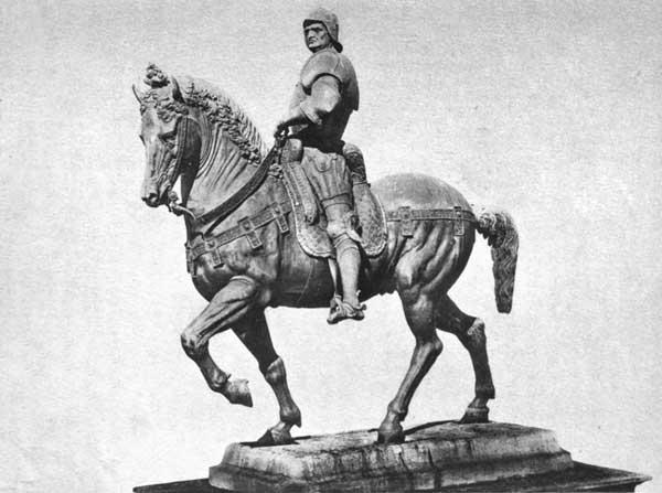STATUE OF BARTOLOMMEO COLLEONI