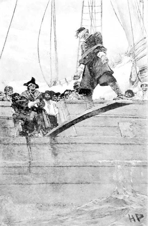 The Project Gutenberg Ebook Of Howard Pyles Book Of Pirates