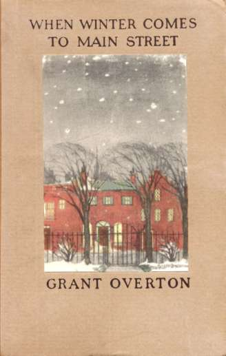 The Project Gutenberg Ebook Of When Winter Comes To Main Street By