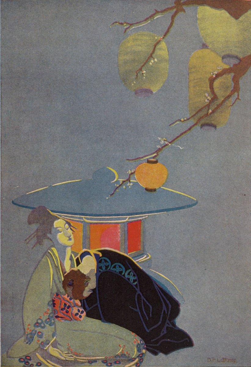 Japanese prints John Gould Fletcher