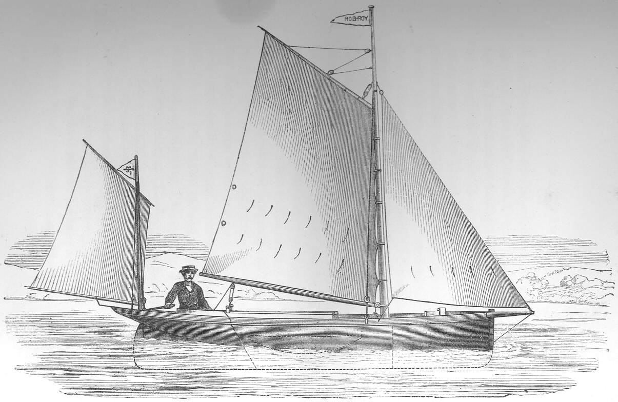 the voyage alone in the yawl