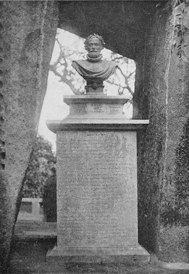 BUST OF CAMOENS, MACAO