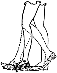 the project gutenberg ebook of the art of stage dancing by ned wayburn Shaw Jewelry back tap the next is the back tap make the back tap like the snap of a whip swinging the lower leg from the knee only like a pendulum with a sharply