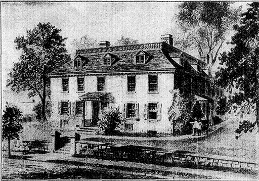 Philipse Manor House, Yonkers, 1682