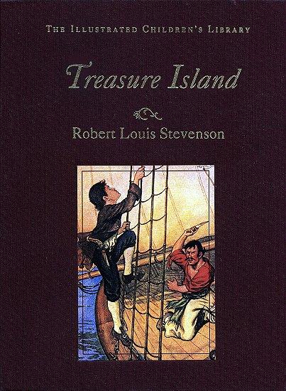The Project Gutenberg Ebook Of Treasure Island By Robert