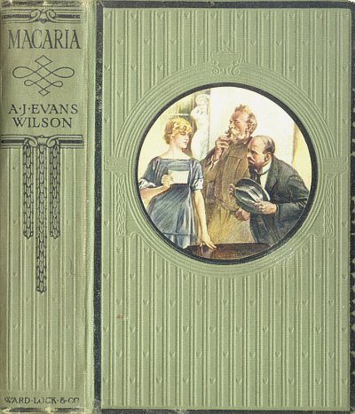 The Project Gutenberg Ebook Of Macaria By Augusta Jane Evans Wilson