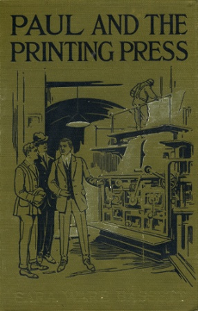 The project gutenberg ebook of paul and the printing press by sara book cover fandeluxe Gallery