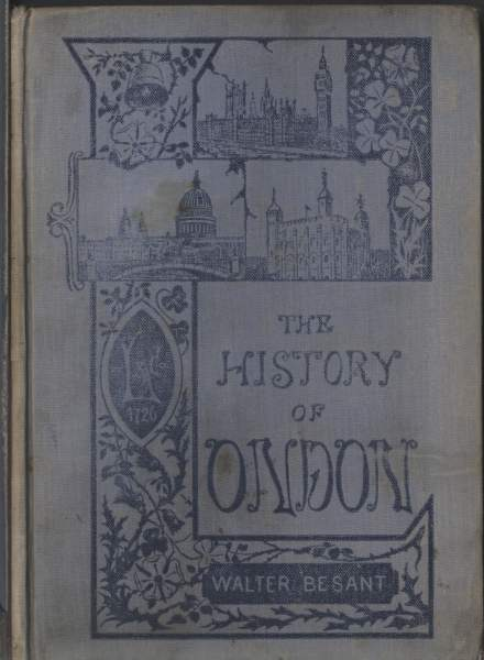 The project gutenberg ebook of the history of london by walter besant the new houses of parliament designed by barry opened 1852 fandeluxe Gallery