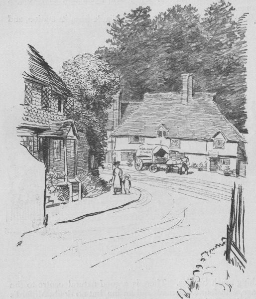 The Project Gutenberg Ebook Of Highways And Byways In Surrey By