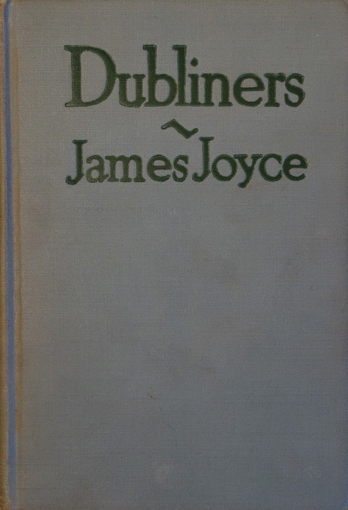image about Gone From My Sight Printable Version identified as Dubliners, via James Joyce