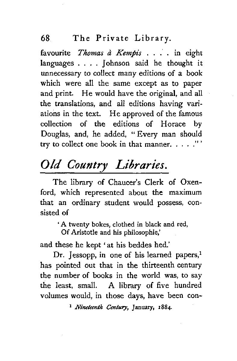 Book Hobbies