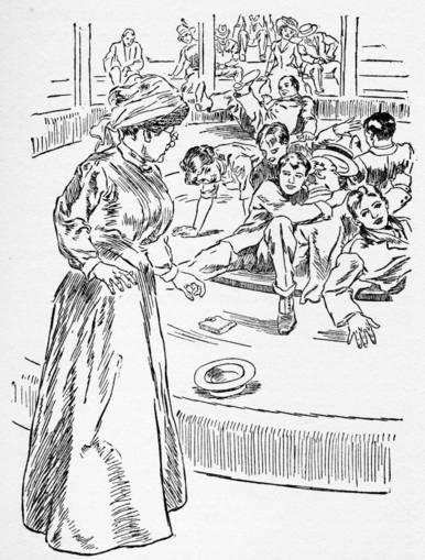 The Project Gutenberg Ebook Of Samantha At Coney Island By Marietta