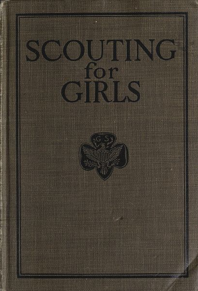 de59bdbacfa The Project Gutenberg eBook of Scouting for Girls