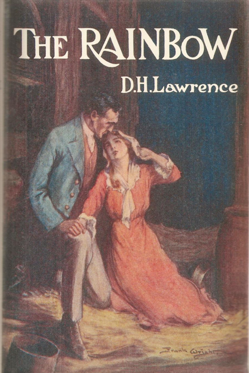 The Rainbow By D H David Herbert Lawrence