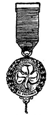 'Gilt Medal of Merit.' from the web at 'http://www.gutenberg.org/files/28983/28983-h/images/i39b.jpg'