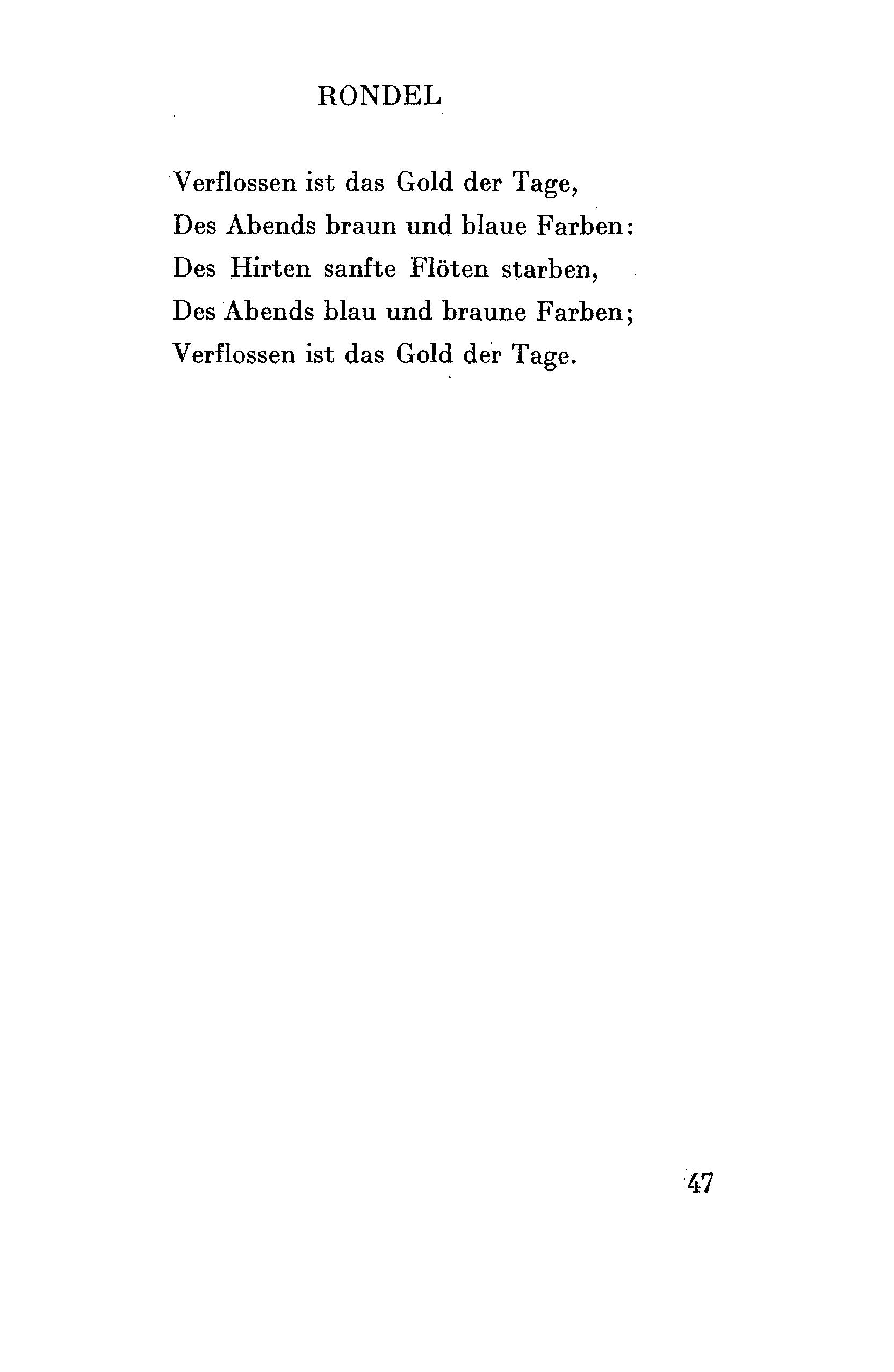 folgen wir den hirten text