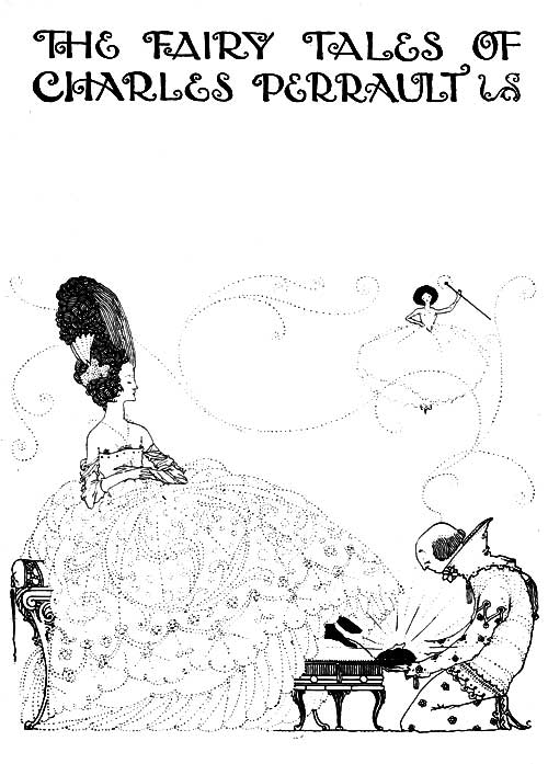 The Project Gutenberg eBook of The Fairy Tales of Charles Perrault