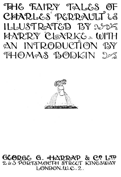 The Project Gutenberg eBook of The Fairy Tales of Charles