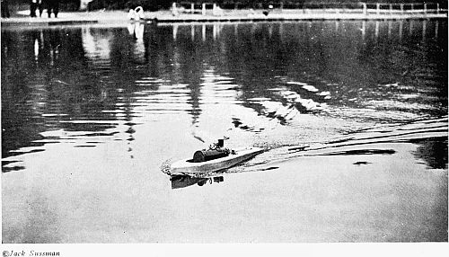 The Project Gutenberg Ebook Of Boys Book Of Model Boats By Raymond Francis Yates