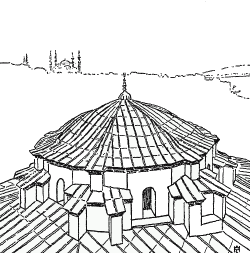 The Project Gutenberg Ebook Of Byzantine Churches In Constantinople
