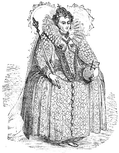 The Project Gutenberg Ebook Of Queen Elizabeth Makers Of History