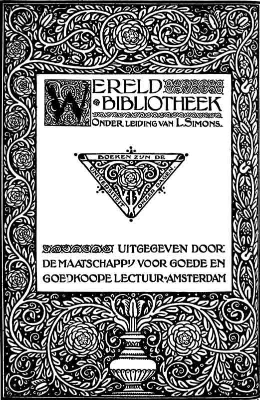 The Project Gutenberg Ebook Of Goethe Een Levensbeschrijving By E
