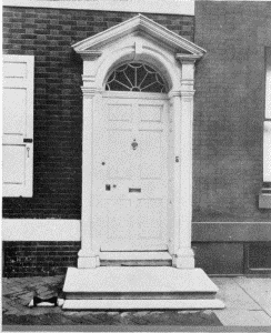 The project gutenberg ebook of the colonial architecture of plate xxvdoorway 6504 germantown avenue doorway 709 spruce street fandeluxe Gallery