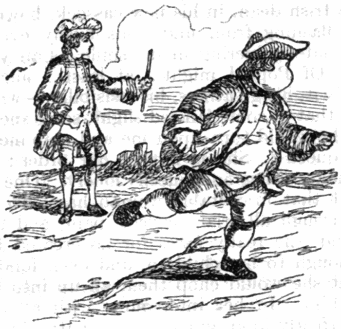 The Project Gutenberg Ebook Of Henry Esmond The English Humourists