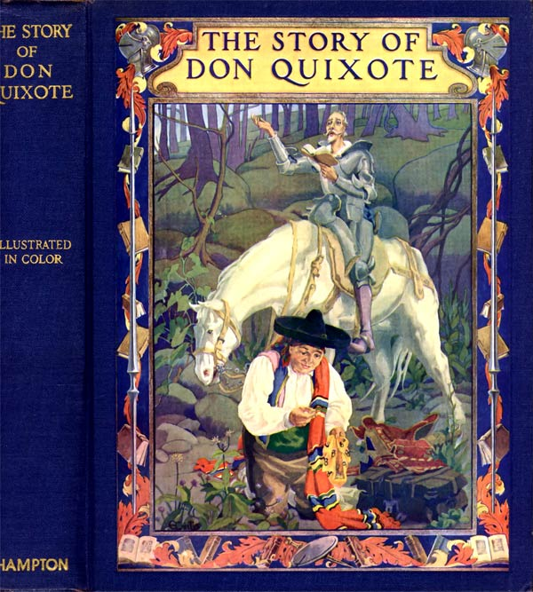 don quixote influence