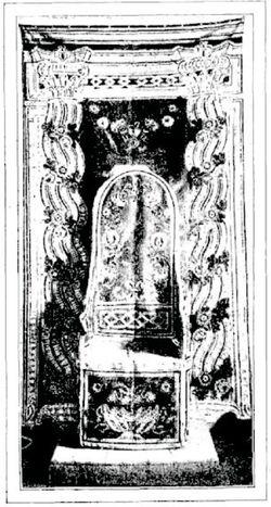 575# SPLENDIDE ÉCHEVEAU ANCIEN MINUSCULES PERLES DE CRISTAL ÉPOQUE ART DÉCO