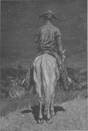 The project gutenberg ebook of when the west was young by frederick when the west was young fandeluxe Images