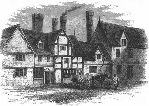The Project Gutenberg eBook of England Picturesque and