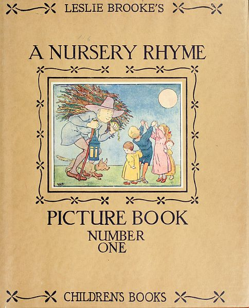 Book Cover Nursery Art : The project gutenberg ebook of nursery rhyme picture