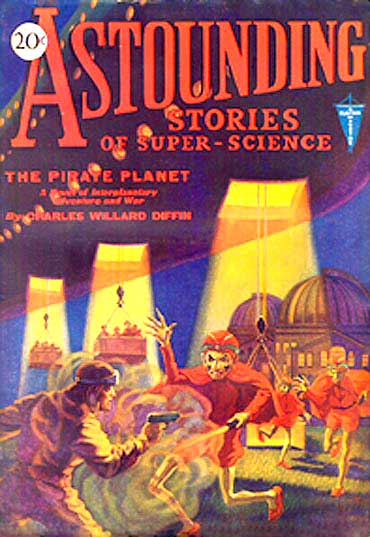 The project gutenberg ebook of astounding stories of super science cover fandeluxe Image collections