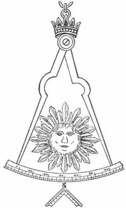 The Project Gutenberg eBook of Washington's Masonic