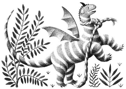 The Project Gutenberg eBook My Father's Dragon, by Ruth Stiles Gannett