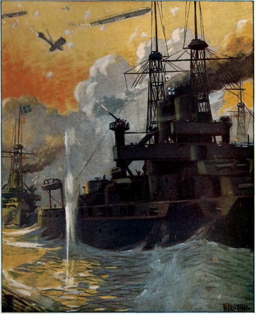 The Project Gutenberg E Book Of Aircraft And Submarines Author