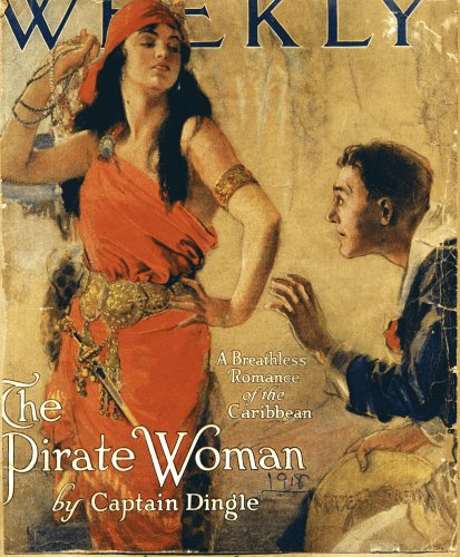 The Project Gutenberg Ebook Of The Pirate Woman By Aylward Edward