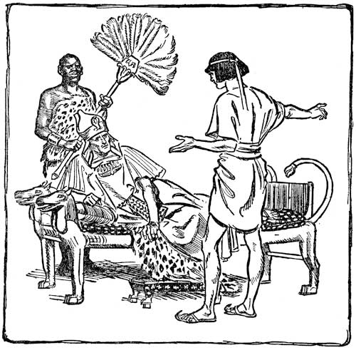 joseph and potifer coloring pages - photo#28